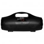 Портативная акустика SVEN PS-460, black (18W, Bluetooth, FM, USB, microSD, LED-display, 1800mAh) /