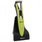 Машинка для стрижки волос Saturn ST-HC7381, зеленый