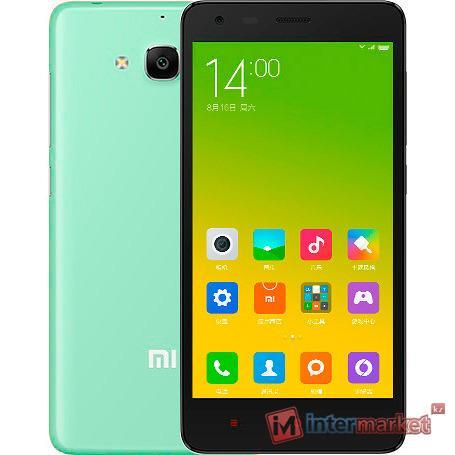 Смартфон Xiaomi Redmi 2, 8Gb, Green